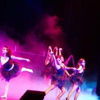 Photo taken at Teatro Vallarta by Shanti Studio ✔ on 3/29/2013