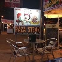 Photo taken at Paza steak ป้าซ่าส์เสต็ก by Ariz D. on 5/26/2014