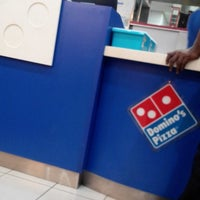 Photo taken at Domino's Pizza by Zulaiha Z. on 10/17/2014