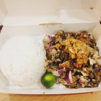 Photo taken at Sisig Hooray! by Swan S. on 6/22/2014