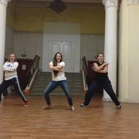 Photo taken at Танцевально-вокальный центр Штаб Квартира by Tanya T. on 1/18/2013