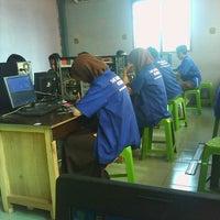 Photo taken at Namira Islamic School by Nicholas S. on 3/16/2013