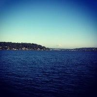 Photo taken at Seward Park by Deepak S. on 7/29/2013