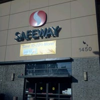 Photo taken at Safeway by Jose V. on 12/9/2012