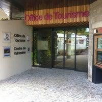 Photo prise au Office du Tourisme de Dinan par Dominique L. le8/14/2013