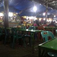 Photo taken at Tenda Biru by Rifai Muhammad D. on 1/18/2013