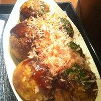 Photo taken at 銀だこ 浅草店 by Eden on 4/8/2013