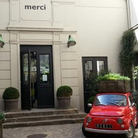 Photo taken at Merci by NOBU 7. on 4/20/2013