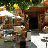 Photo taken at Hotel Prats by Fèlix Z. on 8/19/2013