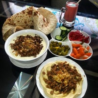 Photo taken at Damascus Gate Resturant by Raed 6. on 4/4/2013