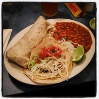Photo taken at Wahoo's Tacos & More by Han M. on 2/2/2013