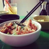 Photo taken at Uma Uma Japanese Kitchen by Momo (. on 5/28/2013