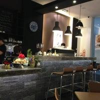 Photo taken at La Roasteria Coffee by Mo Ney on 3/16/2013