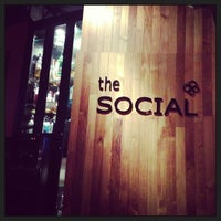 Photo taken at The Social by Mo Ney on 3/30/2013