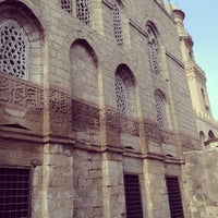Photo taken at Khan Al-Khalili by Mohamed E. on 1/15/2013