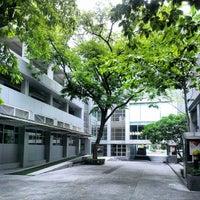 Photo taken at Bangkok University International College (BUIC) by Touchanon D. on 6/9/2013