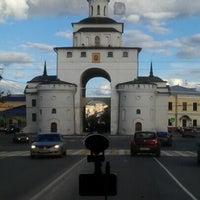 Photo taken at Владимир by Dmitry K. on 10/7/2012
