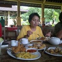 Photo taken at Tastura Hotel Kuta Lombok by Sari on 1/1/2013
