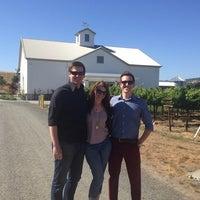 Photo taken at Gamble Family Vineyards by Harris O. on 6/12/2014
