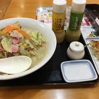7/4/2016にdj m.がリンガーハット 柏松ヶ崎店で撮った写真