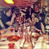 Photo taken at Sammy's Roumanian Steakhouse by Jolina H. on 12/2/2012