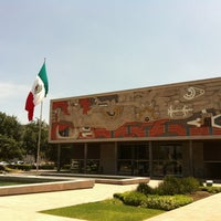 Photo taken at Tecnológico de Monterrey (Campus Monterrey) by Daniel S. on 8/10/2013