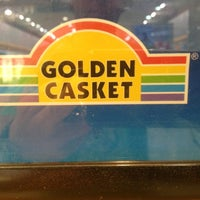 Photo taken at Golden Casket by Andrew . on 10/11/2012