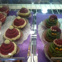 Photo taken at Three Dog Bakery by bella w. on 12/3/2013