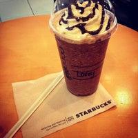 Photo taken at Starbucks Coffee by DaixyGraxe Ü. on 10/8/2012