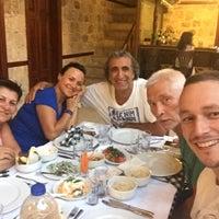 Photo taken at Mediterra Art Restaurant by Serdar T. on 7/25/2015