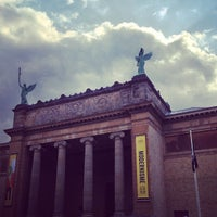 Photo taken at Museum of Fine Arts (MSK) by Peter on 3/31/2013