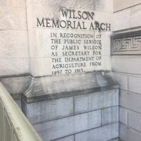Photo taken at U.S. Department of Agriculture (USDA) Jamie L. Whitten Building by Kyle T. on 6/25/2017