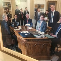 Photo taken at The Oval Office by Kyle T. on 6/24/2017