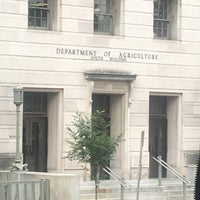 Photo taken at U.S. Department of Agriculture (USDA) Jamie L. Whitten Building by Kyle T. on 6/22/2017
