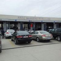 Photo taken at TÜVTÜRK Araç Muayene İstasyonu by osman y. on 3/7/2013