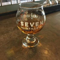 Снимок сделан в Seven Stills Brewery & Distillery пользователем Clay R. 11/1/2017