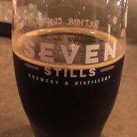 Das Foto wurde bei Seven Stills Brewery & Distillery von Clay R. am 1/1/2018 aufgenommen