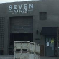 Das Foto wurde bei Seven Stills Brewery & Distillery von Clay R. am 1/21/2018 aufgenommen