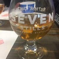 2/26/2017 tarihinde Clay R.ziyaretçi tarafından Seven Stills Brewery & Distillery'de çekilen fotoğraf