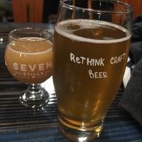 Das Foto wurde bei Seven Stills Brewery & Distillery von Clay R. am 2/8/2018 aufgenommen