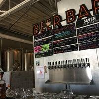 Foto diambil di Seven Stills Brewery & Distillery oleh Clay R. pada 4/1/2017