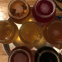 Photo taken at Laughing Monk Brewing by Clay R. on 3/4/2017