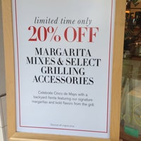 Photo taken at Williams-Sonoma by Grey S. on 5/4/2013
