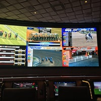 Photo taken at Race & Sports Book by JamieLynne W. on 5/18/2017