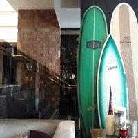 Photo taken at Kimpton Hotel Palomar San Diego by Rachelle M. on 12/9/2012