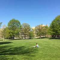 Photo taken at Arts Quad by Mark on 5/17/2017