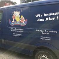 Das Foto wurde bei Brauhaus Trotzenburg von Mark am 7/14/2017 aufgenommen