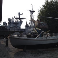 Photo taken at Buffalo & Erie County Naval & Military Park by Mark on 10/6/2013