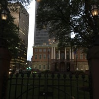 Photo taken at Connecticut's Old State House by Mark on 10/9/2017