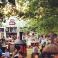 Photo taken at Katy Trail Ice House by Will O. on 6/6/2013